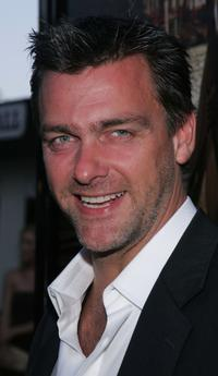 Ray Stevenson at the premiere of
