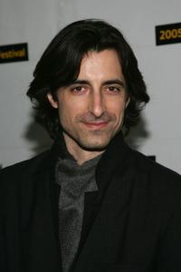 Noah Baumbach at the premiere of