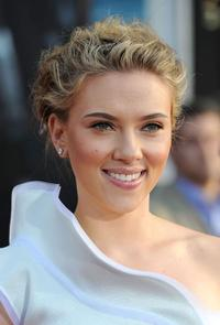 Scarlett Johansson at the California premiere of