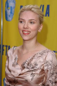 Scarlett Johansson at the 10th Annual BAFTA / LA Tea Party.