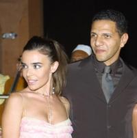 Elodie Bouchez and Roschdy Zem at the opening of third Marrakech Film Festival.