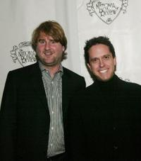 Graham Walters and Lee Unkrich at the National Board of Review of Motion Pictures 2003 Annual Awards Gala.
