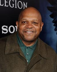Charles S. Dutton at the California premiere of