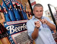 Steve Lemme at the California premiere of