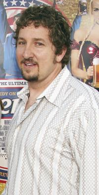 Paul Soter at the premiere of