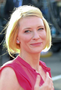 Cate Blanchett at the world premiere of