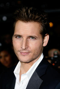 Peter Facinelli at the L.A. premiere of