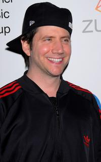 Jamie Kennedy at the Warner Music Group's 2007 Grammy party.