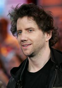 Jamie Kennedy at the MTV's Total Request Live.