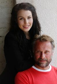 Noomi Rapace and Michael Nyqvist at the photocall of