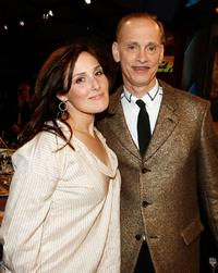 John Waters and Ricki Lake at the 22nd Annual Film Independent Spirit Awards.