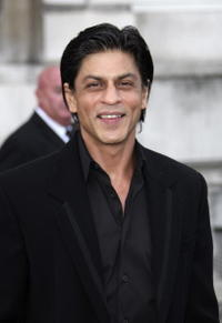Shah Rukh Khan at the world premiere of