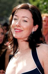 Molly Parker at the 57th Annual Emmy Awards.