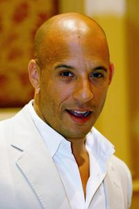 Vin Diesel at the 2005 Video Software Dealers Association Awards.