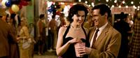 Laura Mennell as Janey Slater and Billy Crudup as Jon Osterman in