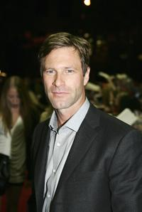 Aaron Eckhart at the TIFF premiere of