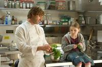Aaron Eckhart as Nick and Abigail Breslin as Zoe in