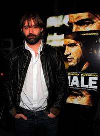 Baltasar Kormakur at the 26 Films AFM party of