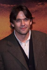 Dougray Scott at the premiere party of