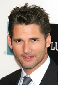 "Eric Bana at the ""Lucky You"" premiere in New York City."