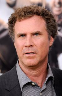 Will Ferrell at the New York premiere of