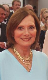 Rossella Falk at the premiere of