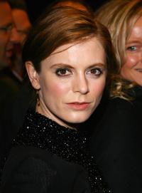 Emilia Fox at the Lover / The Collection Press Night.