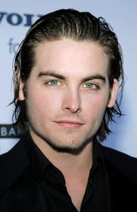 Kevin Zegers at the 12th Annual BAFTA/LA Tea party.