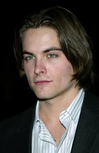 Kevin Zegers at the 17th Annual Palm Springs International Film Festival Gala.