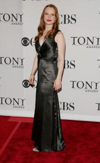 Lauren Ambrose at the 60th Annual Tony Awards.
