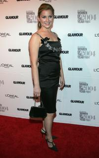 Jessica Capshaw at the 15th Annual Glamour