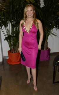 Jessica Capshaw at the Hollywould Dress Collection launch party.