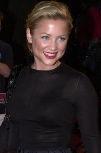 Jessica Capshaw at the premiere of