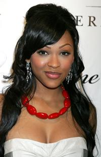 Meagan Good at the Tinseltown To Gotham Pre-Oscar Event.