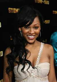 Meagan Good at the premiere of
