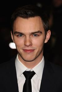 Nicholas Hoult at the UK premiere of