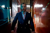 Jude Law as Dom Hemingway in