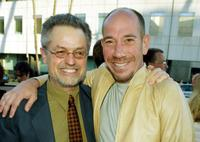 Miguel Ferrer and Jonathan Demme at the Los Angeles Premiere of