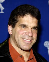 Lou Ferrigno at the Academy of Television Arts and Sciences presentation of