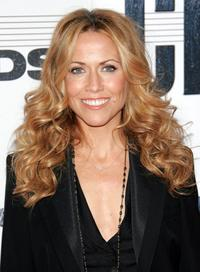 Sheryl Crow at the 41st Annual CMA Awards.