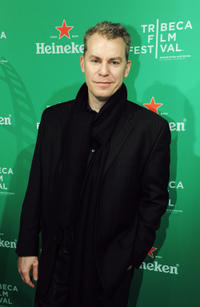 Travis Fine at the Heineken Wrap party during the 2012 Tribeca Film Festival in New York.