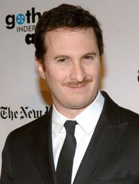 Darren Aronofsky at the 18th Annual Gotham Independent Film Awards.
