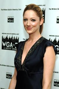 Judy Greer at the 58th annual Writers Guild of America awards ceremony.