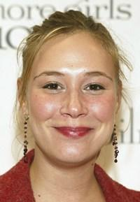 Liza Weil at the WB Networks