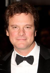 Colin Firth at the Times BFI 51st London Film Festival opening night gala screening of