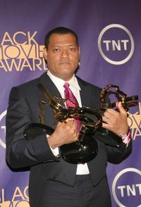 Laurence Fishburne at the Film Life's 2006 Black Movie Awards.