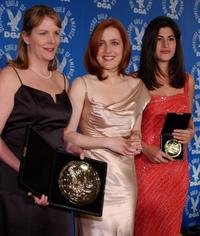 Gillian Anderson at the British Independent Film Awards.