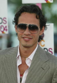 Marc Anthony at the 2004 MTV Video Music Awards in Miami.