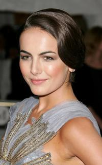Camilla Belle at the Metropolitan Museum of Art Costume Institute Benefit Gala