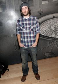 Mark Webber at the after party of the New York premiere of